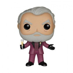 Pop The Hunger Games President Snow (Vaulted)