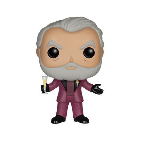Figur Pop The Hunger Games President Snow (Vaulted) Funko Geneva Store Switzerland