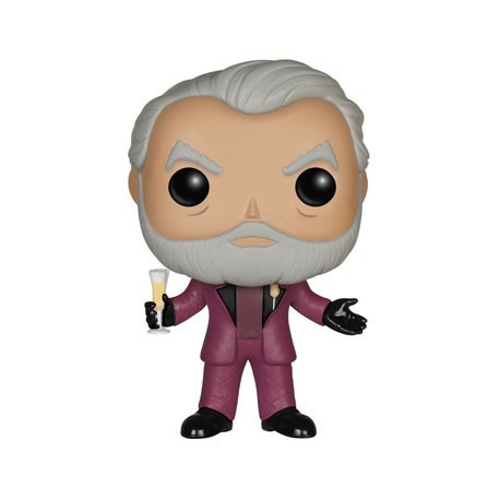 Figur Pop! Movies The Hunger Games President Snow Funko Preorder Geneva