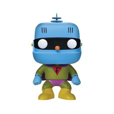 Figur Pop Cartoon Hanna Barbera Frankenstein Jr. (Vaulted) Funko Funko Pop! Geneva