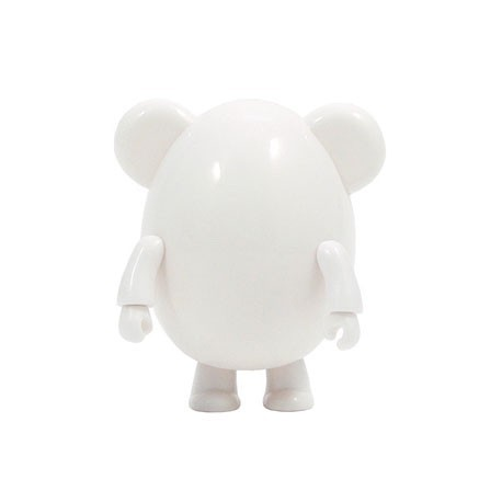 Figur EarggQ Blanc à Customiser Toy2R DIY Toys Geneva