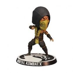 Figurine Mortal Kombat X Scorpion Bobble Head Figurines et Accessoires Geneve
