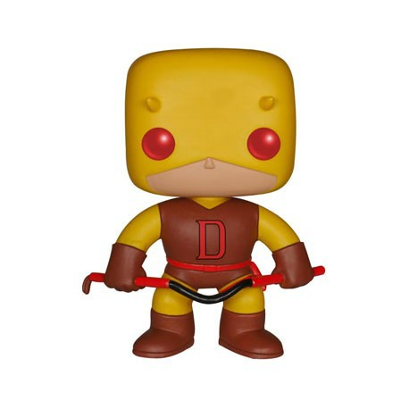 Figur Pop! Yellow Daredevil Limited Edition Funko Geneva Store Switzerland