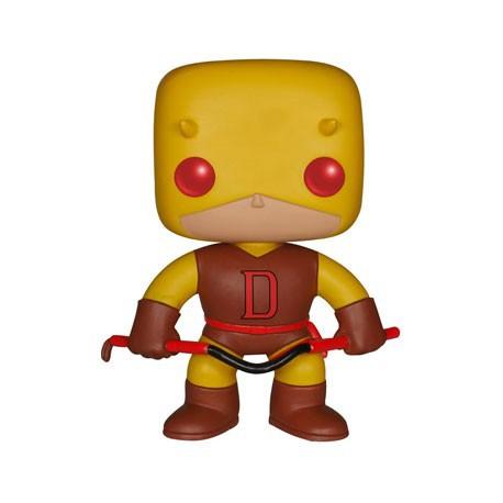 Figurine Pop Daredevil Jaune Edition Limitée Funko Boutique Geneve Suisse