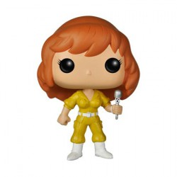 Figurine Pop Les Tortues Ninja April O'Neil (Vaulted) Funko Boutique Geneve Suisse