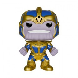 Figur Pop 15 cm Glow in the Dark Guardians Of The Galaxy Thanos Limited Edition Funko Geneva Store Switzerland