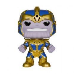 Figurine Pop 15 cm Guardians Of The Galaxy Thanos Phosphorescent Edition Limitée Funko Boutique Geneve Suisse
