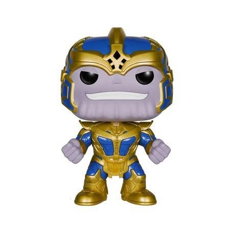 Figur Pop 15 cm Glow in the Dark Guardians Of The Galaxy Thanos Limited Edition Funko Geneva Store Switzerland
