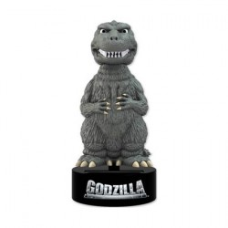Godzilla Solar Powered Body Knocker