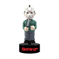 Friday the 13th Jason Solar Powered Body Knocker