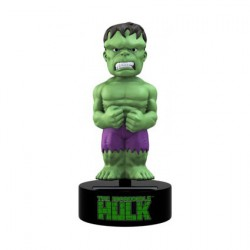 Hulk Solar Powered Body Knocker