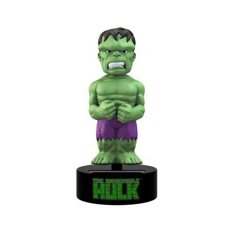 Figur Hulk Solar Powered Body Knocker Neca Geneva Store Switzerland