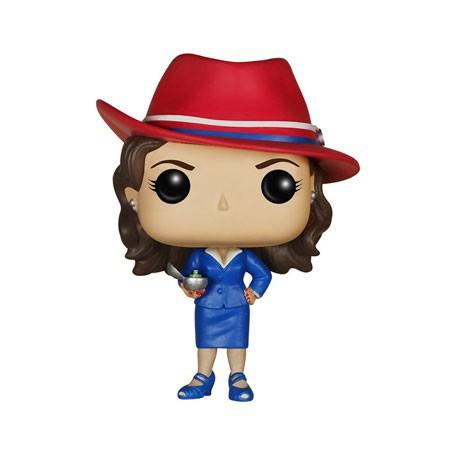 Figur Pop Marvel Agent Carter Agent Carter (Vaulted) Funko Geneva Store Switzerland