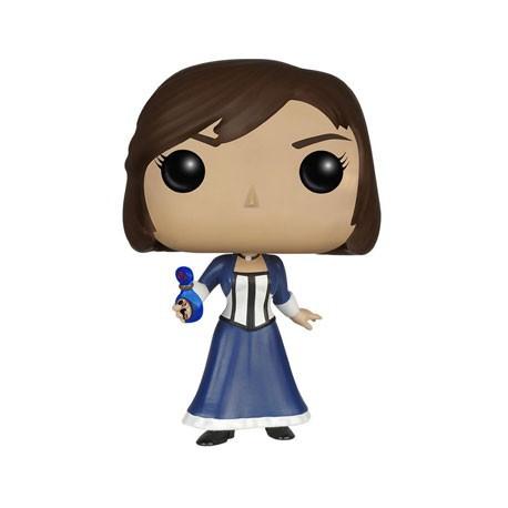 Figur DAMAGED BOX Pop Games Bioshock Elizabeth (Vaulted) Funko Geneva Store Switzerland