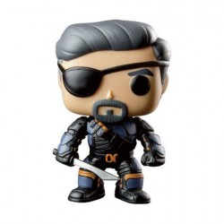 Figuren Pop DC Arrow Deathstroke Unmasked Limited Edition Funko Genf Shop Schweiz