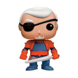 Figurine Pop DC Deathstroke Unmasked Edition Limitée Funko Arrivages Geneve