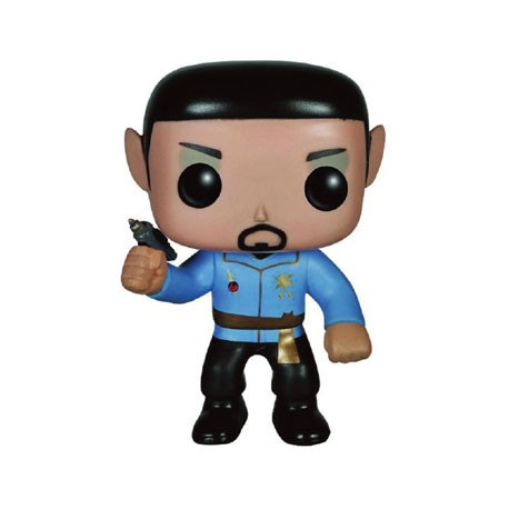 Figurine Pop TV Star Trek Spock Mirror Mirror Edition Limitée Funko Boutique Geneve Suisse