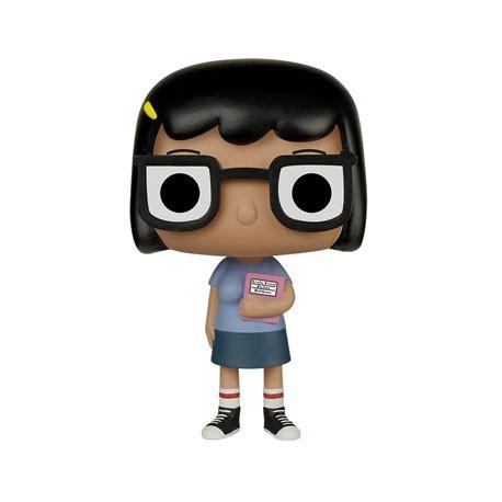 Figur Pop Animation Bob's Burgers Tina Belcher Funko Preorder Geneva