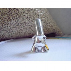 Figurine Zee CharacterStation Silver par Characterstation x Pix Urfabulous Boutique Geneve Suisse