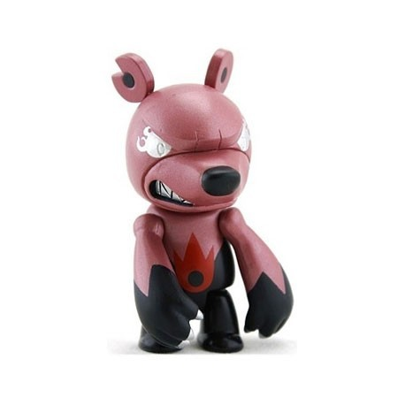 Figur Qee Knuckle Bear Elementaler Fireball by Touma without packaging Toy2R Qee Geneva
