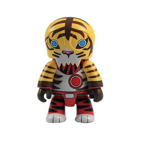 Figuren Qee Designer série 4 UK Tiger Toyer (Selten) Toy2R Genf Shop Schweiz