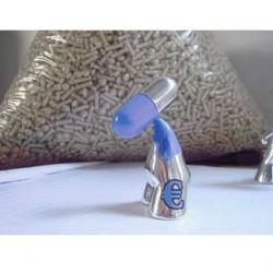 Figurine Zee CharacterStation Silver Euro par Pix Urfabulous Boutique Geneve Suisse