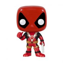 Figurine Pop Marvel Deadpool Thumb Up Funko Boutique Geneve Suisse