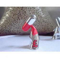 Figurine ZEE CharacterStation Silver Livre Sterling par PIX Urfabulous Boutique Geneve Suisse