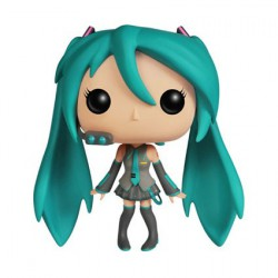 Figurine Pop Vocaloid Hatsune Miku (Vaulted) Funko Boutique Geneve Suisse