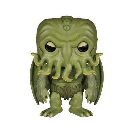 Figur Pop! HP Lovecraft Cthulhu Funko Geneva Store Switzerland