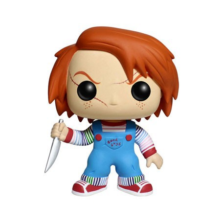 Figur Pop Child's Play Chucky (Vaulted) Funko Geneva Store Switzerland