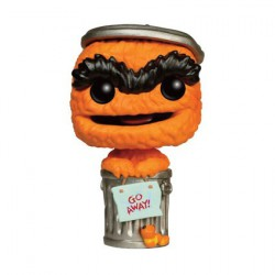 Pop TV Sesame Street Orange Oscar Edition Limitée
