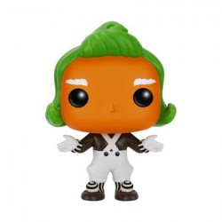 Figurine Pop Willy Wonka and The Chocolate Factory Oompa Loompah (Vaulted) Funko Boutique Geneve Suisse