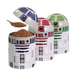 Star Wars R2-D2 Droids Storage Sets (3 stk)