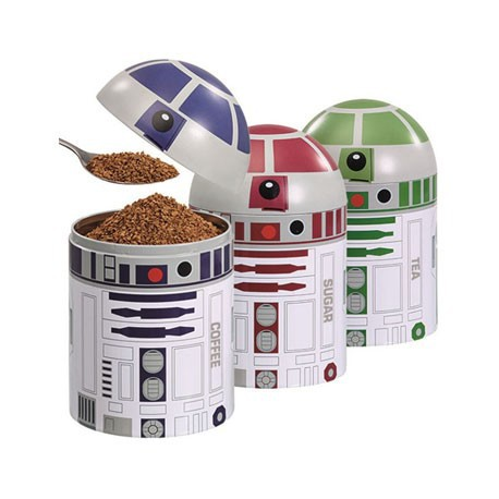 Figur Star Wars R2-D2 Droids Storage Sets (3 pcs) Toys and Accessories Geneva