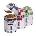 Star Wars R2-D2 Droids Storage Sets (3 pcs)