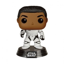 Pop Star Wars The Force Awakens Finn Stormtrooper