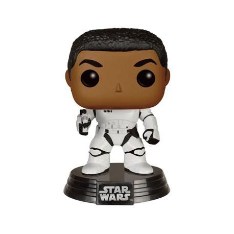 Figurine Pop Star Wars The Force Awakens Finn Stormtrooper Funko Boutique Geneve Suisse