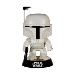 Figur Pop! Star Wars Prototype Boba Fett Limited Edition Funko Geneva Store Switzerland