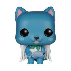 Figurine Pop Anime Fairy Tail Happy (Rare) Funko Boutique Geneve Suisse