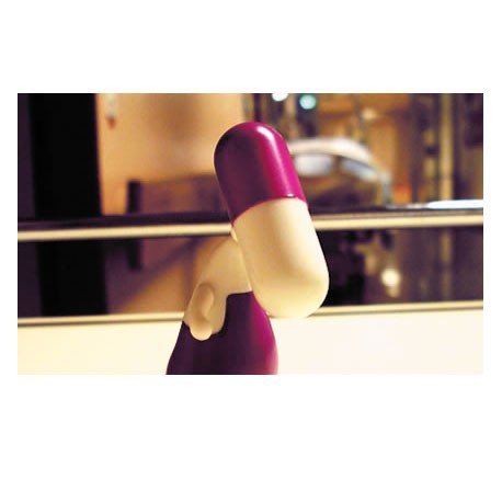 Figurine ZEE série 001 07 Violet par PIX Urfabulous Boutique Geneve Suisse