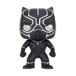 Figur Pop! Marvel Captain America Civil War Black Panther (Vaulted) Funko Geneva Store Switzerland