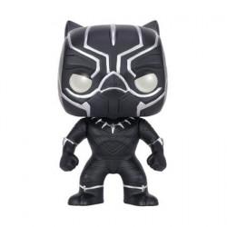 Figurine Pop Marvel Captain America Civil War Black Panther (Vaulted) Funko Boutique Geneve Suisse