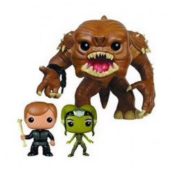 Pop Star Wars Rancor Pit 3 pack Edition Limitée