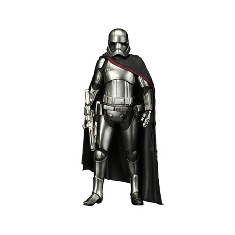 Figurine Star Wars Le Réveil de la Force Captain Phasma Artfx Kotobukiya Boutique Geneve Suisse