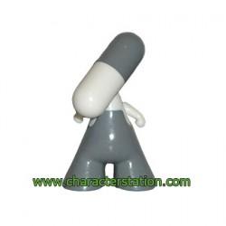 Figurine Zee Secret Gris par PIX Urfabulous Boutique Geneve Suisse