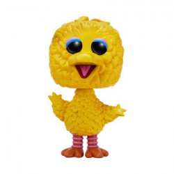Figurine Pop 15 cm Sesame Street Big Bird Funko Boutique Geneve Suisse