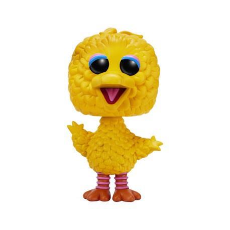 Figurine Pop Sesame Street Big Bird 15 cm Funko Boutique Geneve Suisse