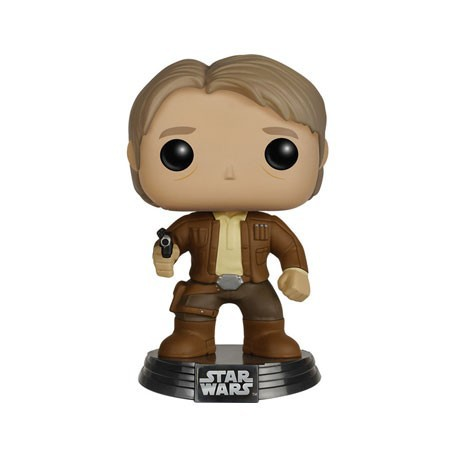 Figur Pop Star Wars The Force Awakens Han Solo Funko Funko Pop! Geneva
