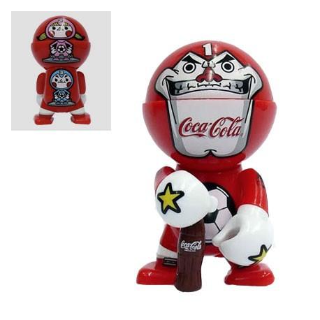 Figurine Trexi série Coca Cola par Kei Sawada Play Imaginative Designer Toys Geneve
